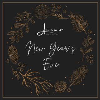 Get in quick for the NY EVE celebration 🥳. We will start from 6 PM onwards! 🎉🎊 $150 per person, includes drinks (house wine, prosecco, beer and soft drinks)